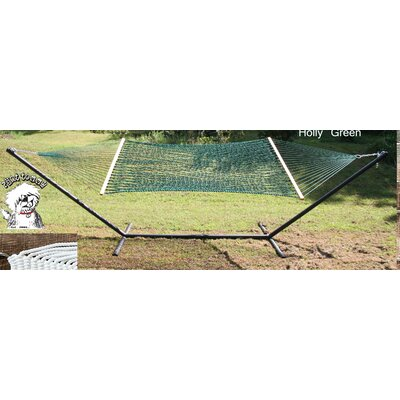 Buyers Choice PHAT TOMMY Olefin Hammock & Hammock Stand Combo - Color: White at Sears.com