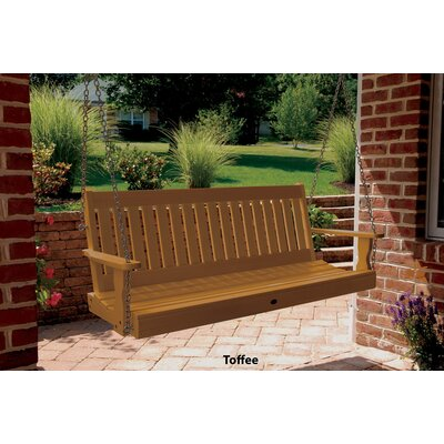 Phat Tommy Lehigh Porch Swing Toffee - Product photo