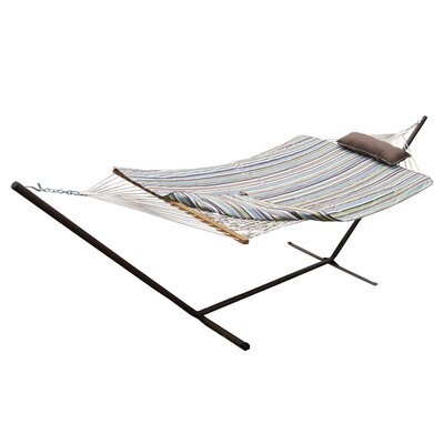 Phat Tommy Cotton Hammock with Stand