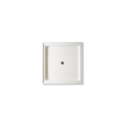 "Americh Acrylic Single Threshold Square Shower Base - Size: 60""W x 32""D at Sears.com"