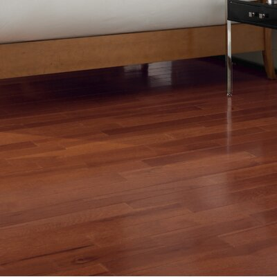 Specialty 5 Solid Hickory Hardwood Flooring in Hickory Nutmeg
