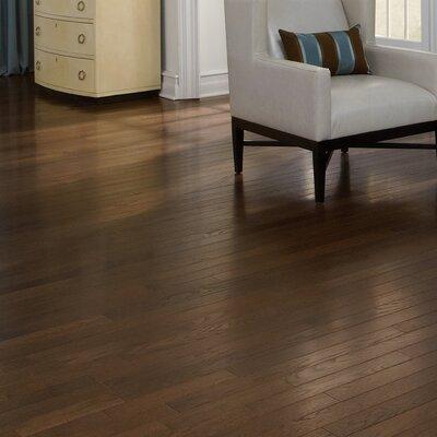 Classic 2-1/4 Solid Oak Hardwood Flooring in Mystic