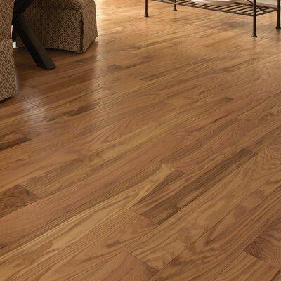 Classic 2-1/4 Solid Oak Hardwood Flooring in Natural