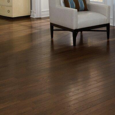 Classic 3-1/4 Solid Oak Hardwood Flooring in Mystic