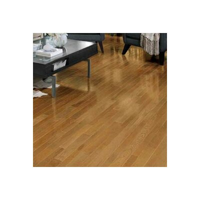 Homestyle 2-1/4 Solid White Oak Hardwood Flooring in Butterscotch