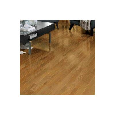 Homestyle 3-1/4 Solid White Oak Hardwood Flooring in Butterscotch