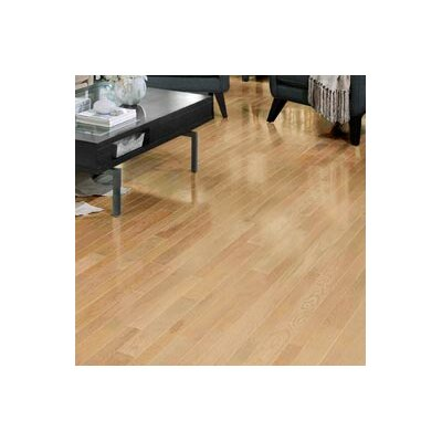 Homestyle 2-1/4 Solid White Oak Hardwood Flooring in Natural