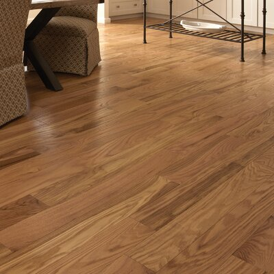 Classic 3-1/4 Solid Oak Hardwood Flooring in Natural