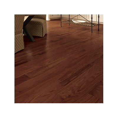 Classic 3-1/4 Solid Oak Hardwood Flooring in Cherry