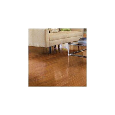 Color Plank 5 Engineered Red Oak Hardwood Flooring in Golden Oak