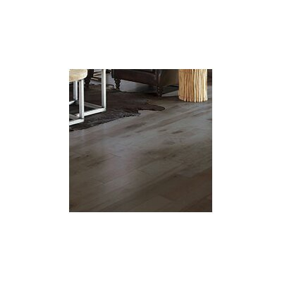 Character 3-1/4 Engineered Maple Hardwood Flooring in Onyx