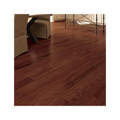 Classic 3-1/4 Engineered Oak Hardwood Flooring in Cherry