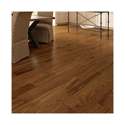 Classic 3-1/4 Engineered Oak Hardwood Flooring in Gunstock