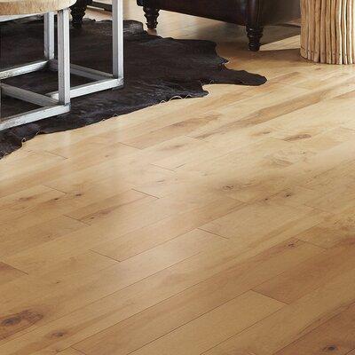 Character 5 Engineered Maple Hardwood Flooring in Pine