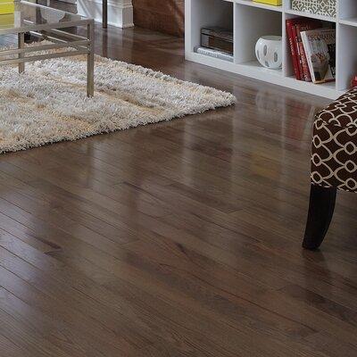 Color Strip 5 Engineered Oak Hardwood Flooring in Smoke