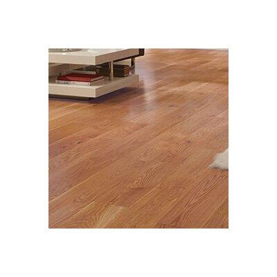 Wide Plank 7 Engineered Oak Hardwood Flooring in Natural