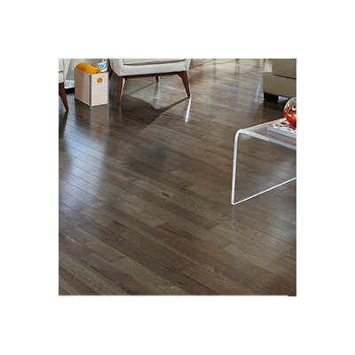 Character 3-1/4 Solid Hickory Hardwood Flooring in Ember