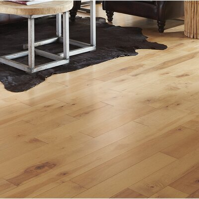 Character 4 Solid Maple Hardwood Flooring in Pine