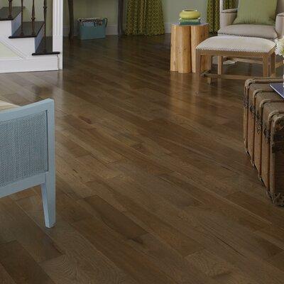 Specialty 3-1/4 Solid Hickory Hardwood Flooring in Moonlight