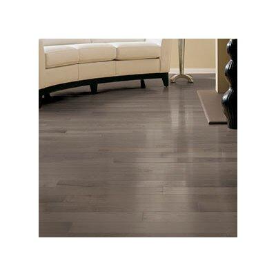 Specialty 2-1/4 Solid Maple Hardwood Flooring in Greystone