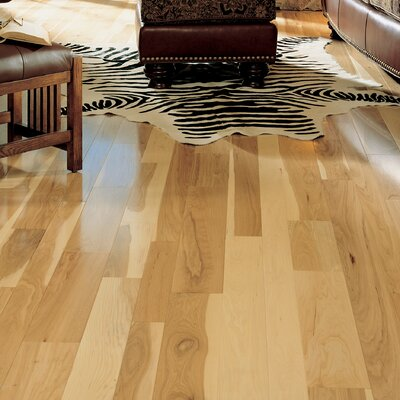 Specialty 3-1/4 Solid Hickory Hardwood Flooring in Natural