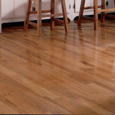 2-1/4 Solid Maple Hardwood Flooring in Tumbleweed
