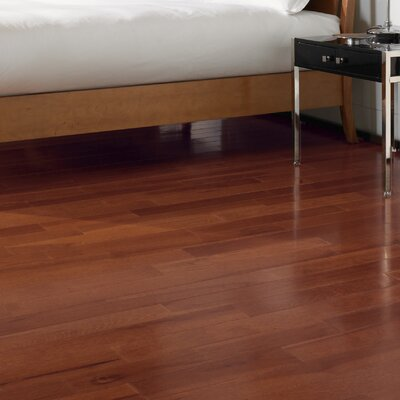 Specialty 3-1/4 Solid Hickory Hardwood Flooring in Hickory Nutmeg