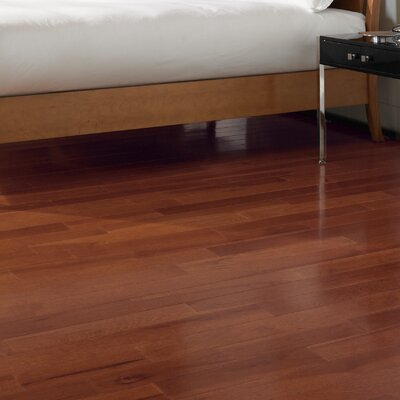 Specialty 4 Solid Hickory Hardwood Flooring in Hickory Nutmeg