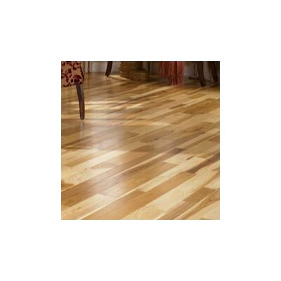 Character 3-1/4 Solid Hickory Hardwood Flooring in Natural