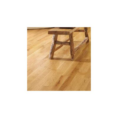Character Plank 5 Solid White Oak Flooring