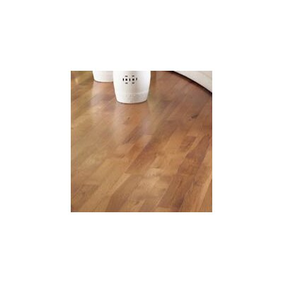 Character 4 Solid Hickory Saddle Hardwood Flooring in Hickory Saddle