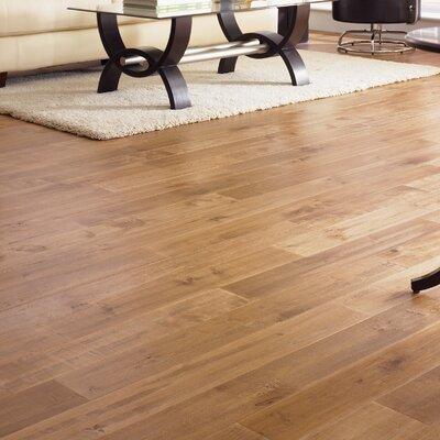 American Country 5 Solid Maple Hardwood Flooring in Desert Tan
