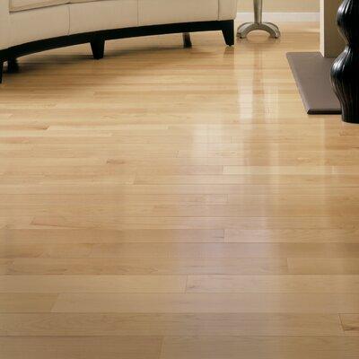 Specialty 3-1/4 Engineered Maple Hardwood Flooring in Natural