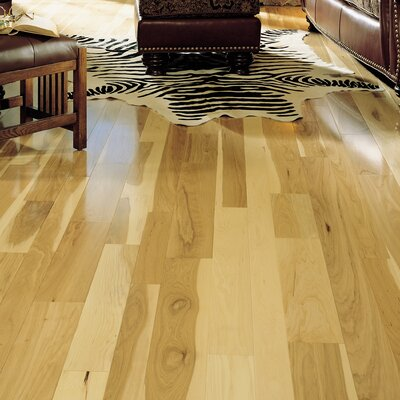 Specialty 3-1/4 Engineered Hickory Hardwood Flooring in Natural