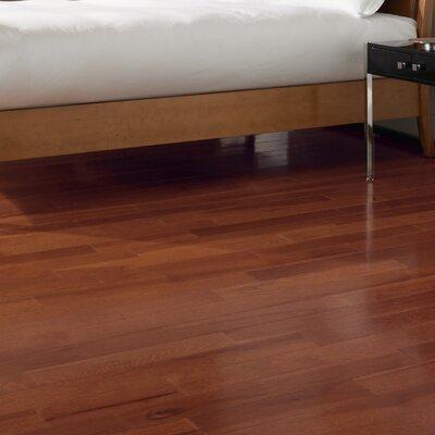 Specialty 5 Engineered Hickory Hardwood Flooring in Hickory Nutmeg