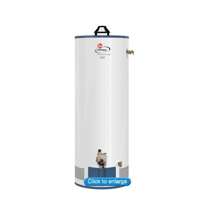 Fury AdvantagePlus Sealed Combustion 80 Gallon Natural Gas Commercial Water Heater