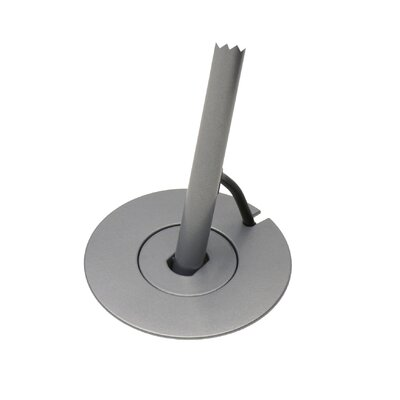Ninety Recessed Surface Mount Finish: Grey Gloss