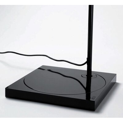 Ninety Desk Lamp Base Finish: Metallic Black