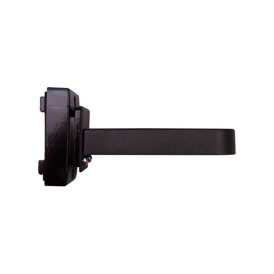 Ovelo Panel Mount Bracket Finish: Black