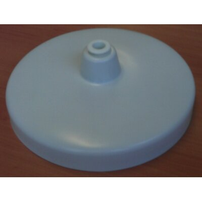 L-1 Desk Lamp Base Finish: White