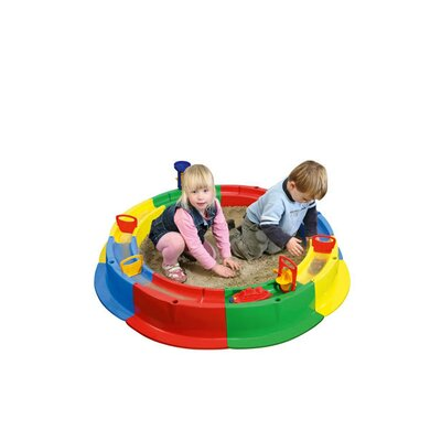Wader Toys Children's 2' Round Sandbox at Sears.com