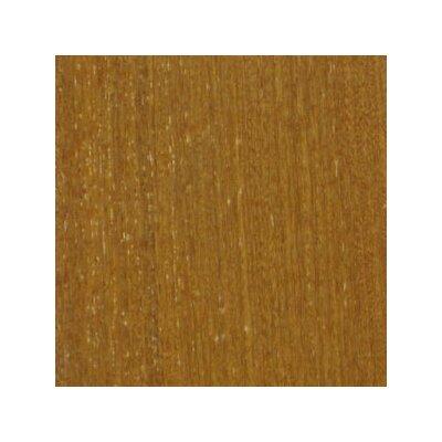 Exotic 4-7/8 Solid Teak Hardwood Flooring in Natural