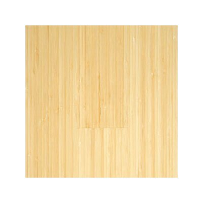 5-3/8 Engineered Bamboo  Flooring in Natural Matte