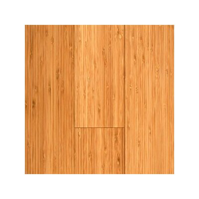 5-3/8 Engineered Bamboo  Flooring in Carbonized Matte