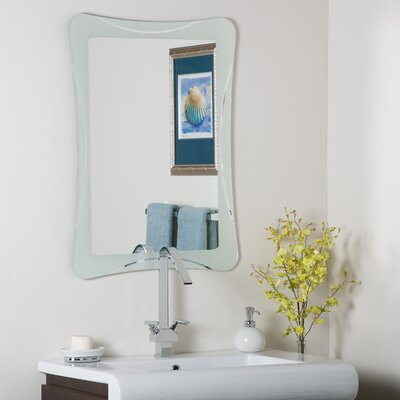 Logan Frameless Terassa Wall Mirror