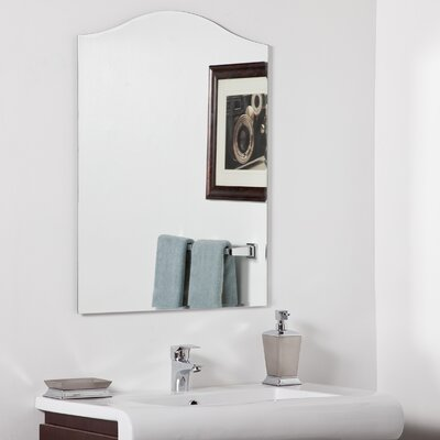 Allison Modern Bathroom Mirror