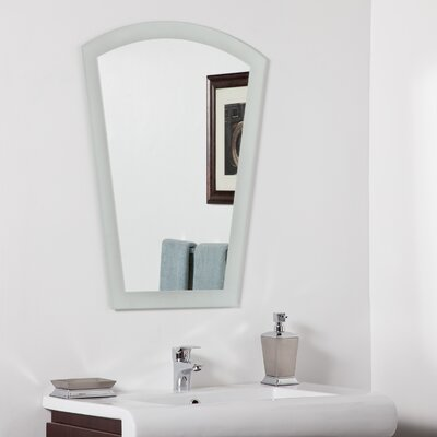 Gabrielle Modern Bathroom Mirror