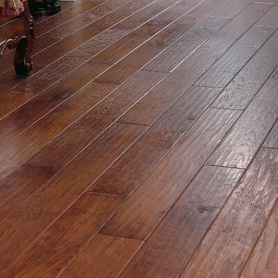 5 Engineered Hickory Hardwood Flooring in Gentry