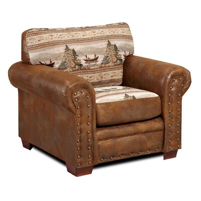 Alpine Lodge Armchair