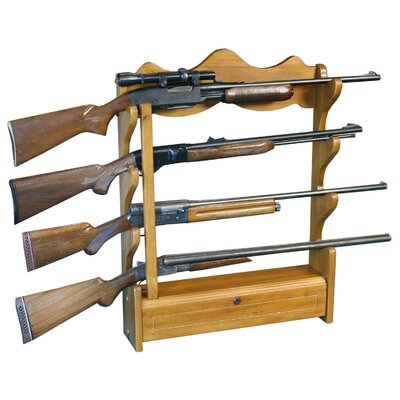 American Furniture Classics 4 Gun Cabinet at Sears.com